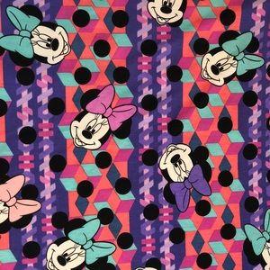 LuLaRoe Tops - Lularoe Minnie Mouse classic tee